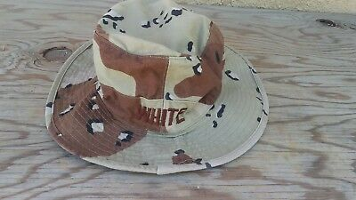Desert Storm Chocolate Chip Camo Boonie hat- Embroidered