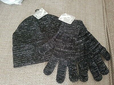 Hat And Glove Set