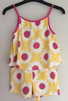 Age 4-5 Girls Playsuit From M&S
