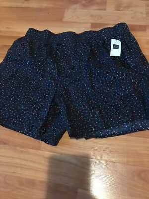 Boys Gap Boxers Size Small. New With Tags