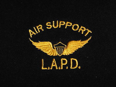 """LAPD Air Support"" Hoody Jacket  (S)"