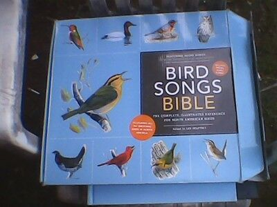 Bird Songs Bible: Complete Illustrated Reference for North American Birds. Works