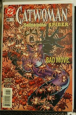 Catwoman Vol 2 #48 Dc Comics First Print (1997)