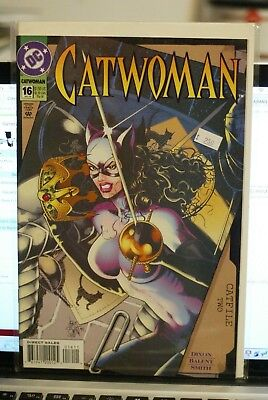 Catwoman Vol2 #16 Dc Comics First Print (1994) Batman