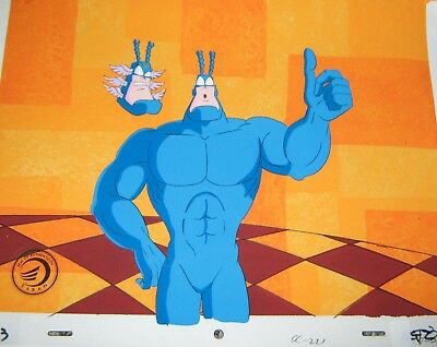 Original production cel - The Tick