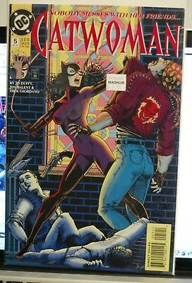 Catwoman Vol2 #5 Dc Comics First Print (1993)