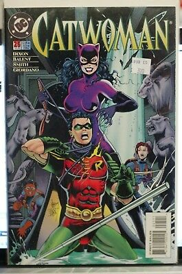 Catwoman Vol2 #25 Dc Comics First Print (1995)