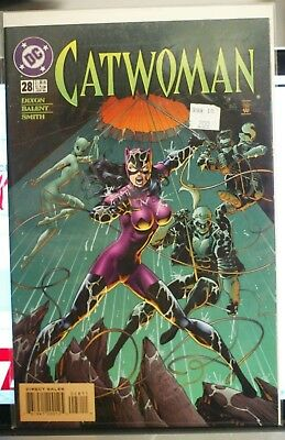 Catwoman Vol 2 #28 Dc Comics First Print (1996)