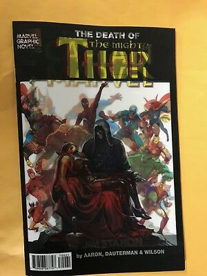 THE MIGHTY THOR # 700 DEATH OF THE MIGHTY THOR PT 1 LENTICULAR COVER VARIANT