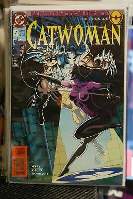 Catwoman Vol 2 #7 Dc Comics First Print (1994)