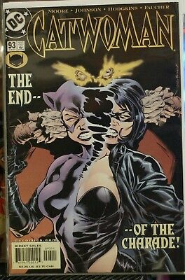 Catwoman Vol 2 #93 Dc Comics First Print (2001)