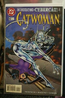Catwoman Vol 2 #42 Dc Comics First Print (1997)