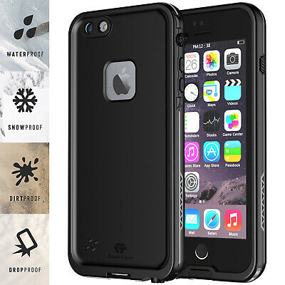 For Apple iPhone 6s Plus Case Cover Fre Waterproof Shockproof DirtProof Defender