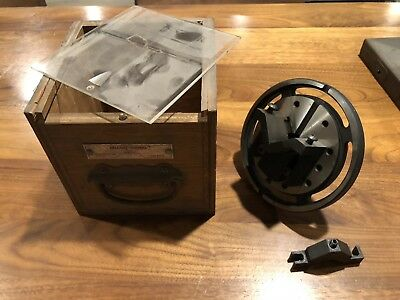 Simco Microgrind 5C Spin Indexer Grind fixture