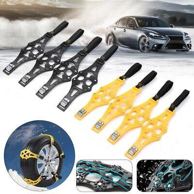 Cadenas para Neumático de nieve barro ,Adjustable anti-slip chains for snow tire