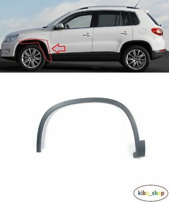 Vw Tiguan 5N 2007 - 2016 New Front Wheel Arch Trim Moulding Left N/s Passenger