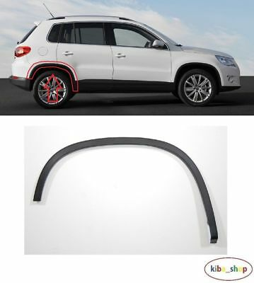 Vw Tiguan 5N 2007 - 2016 New Rear Wheel Arch Trim Moulding Right O/s Driver