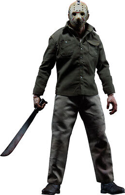 FRIDAY THE 13TH: Part III - Jason Voorhees 1/6th Scale Action Figure (Sideshow)