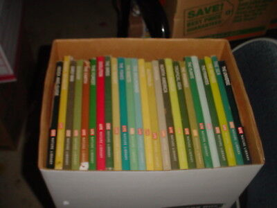 Complete Time Life Nature Library Collection, 25 Books