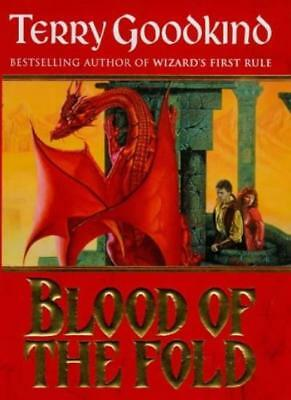 Blood of the Fold Bk.3 (The Sword of Truth) By  Terry Goodkind