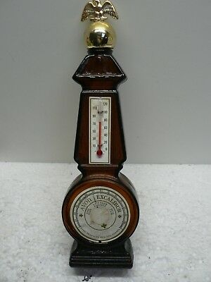 Vintage Avon Excalibur Barometer Aftershave Bottle