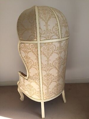 Stunning Louis, French Style Porters Arm Chair, Throne,Occasional Chair