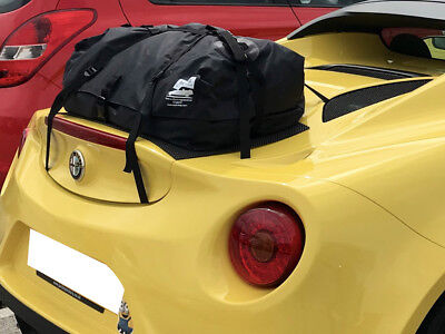 Alfa Romeo 4c Spider Luggage Rack/ Deck Rack - boot-bag original