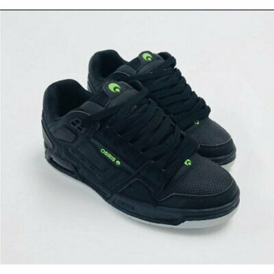 Osiris peril black lime grey fw 2019 scarpe new 37 38 39 40 41 42 43 44 45 46