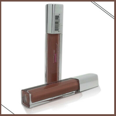 New Maybelline Color Sensational High Shine Lip Gloss iced Brown Liquid 16fl oz