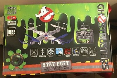 Stay Puft 2.4GHz 4.5 Channel Video Camera RC Quadcopter (NEW OTHER)