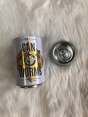 "Yeti Collector Can ""Can Of Worms"" Pop Can"