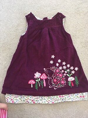 jojo maman bebe Girls Dress 18-24 Months