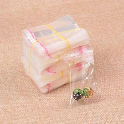 100/1000PCS Clear Cellophane Self-adhesive Sealed Plastic OPP Packaging Bags