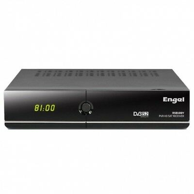 Receptor Satelite HD Engel RS8100Y PVR WiFi