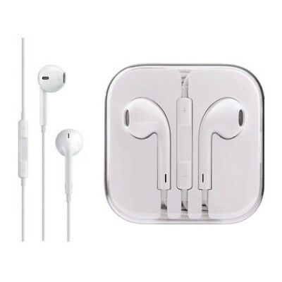 Earphones Headphones With Remote Mic & Volume Controls For iPhone iPad iPod