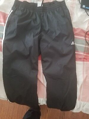 addidas trainer pant clima cool size large as seen in photo
