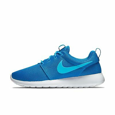 finest selection ceebc 50ed9 NIKE WOMEN S ROSHERUN SHOES blue clearwater white 511882 443