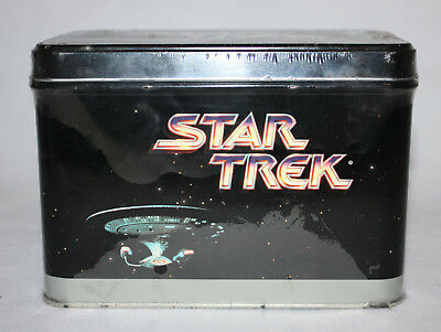 Star Trek FINAL FRONTIER 1991 25th Anniversary Trading Cards SEALED TIN-FREE S/H