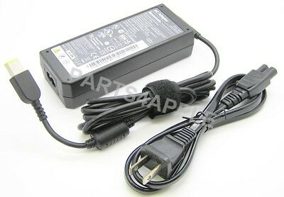 Genuine 65W AC Power Adapter Charger Lenovo X1 Carbon 1 2 3 (2nd 3rd) Flex 2