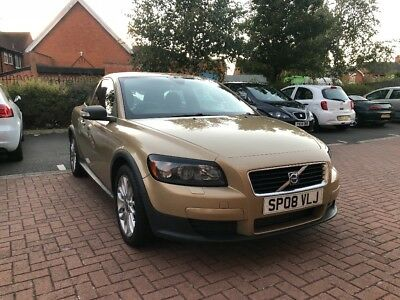volvo c30 diesel ready to drive away