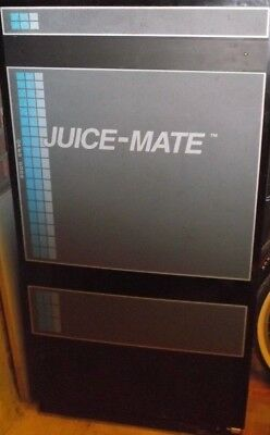 THE ORION JUICE-MATE, Mechanical 5 SECTION, SODA/JUICE VENDING MACHINE