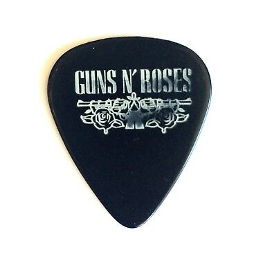 Guns n Roses guitar pick! Rare Used 1989 Slash signature Pick. G N R.