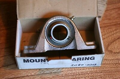 Pillow Block Bearing 1-1/4""
