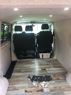 Campervans Carpet Lining Service -Sound Proofing Insulation