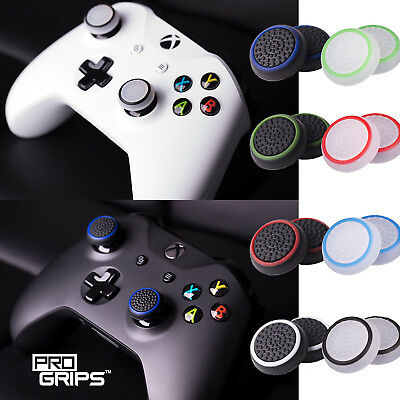 2 x Pro Grips™ Thumb Stick Cover Grips Caps For Xbox ONE 360 Controller Joystick