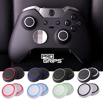 2 x Pro Grips™ Thumb Stick Covers Grips Caps For Xbox ONE Elite Controller Pad