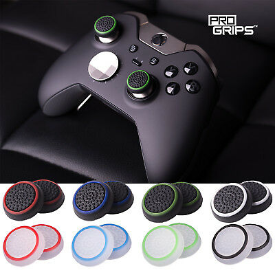 2 x Pro Grips™ Thumb Sticks Covers Grips Caps For Xbox ONE Elite Controllers