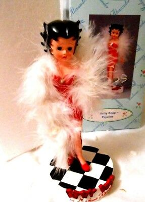 Betty Boop Madame Alexander Figure Adorable   New In Box See Pics