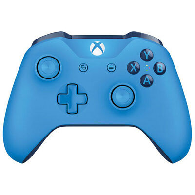 Microsoft Xbox One Wireless Controller - Blue WL3-00018