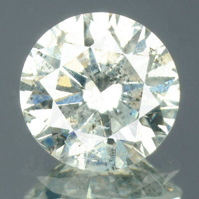 0.90 cts CERTIFIED Round Brilliant Cut White-F Color Loose Natural Diamond 11148